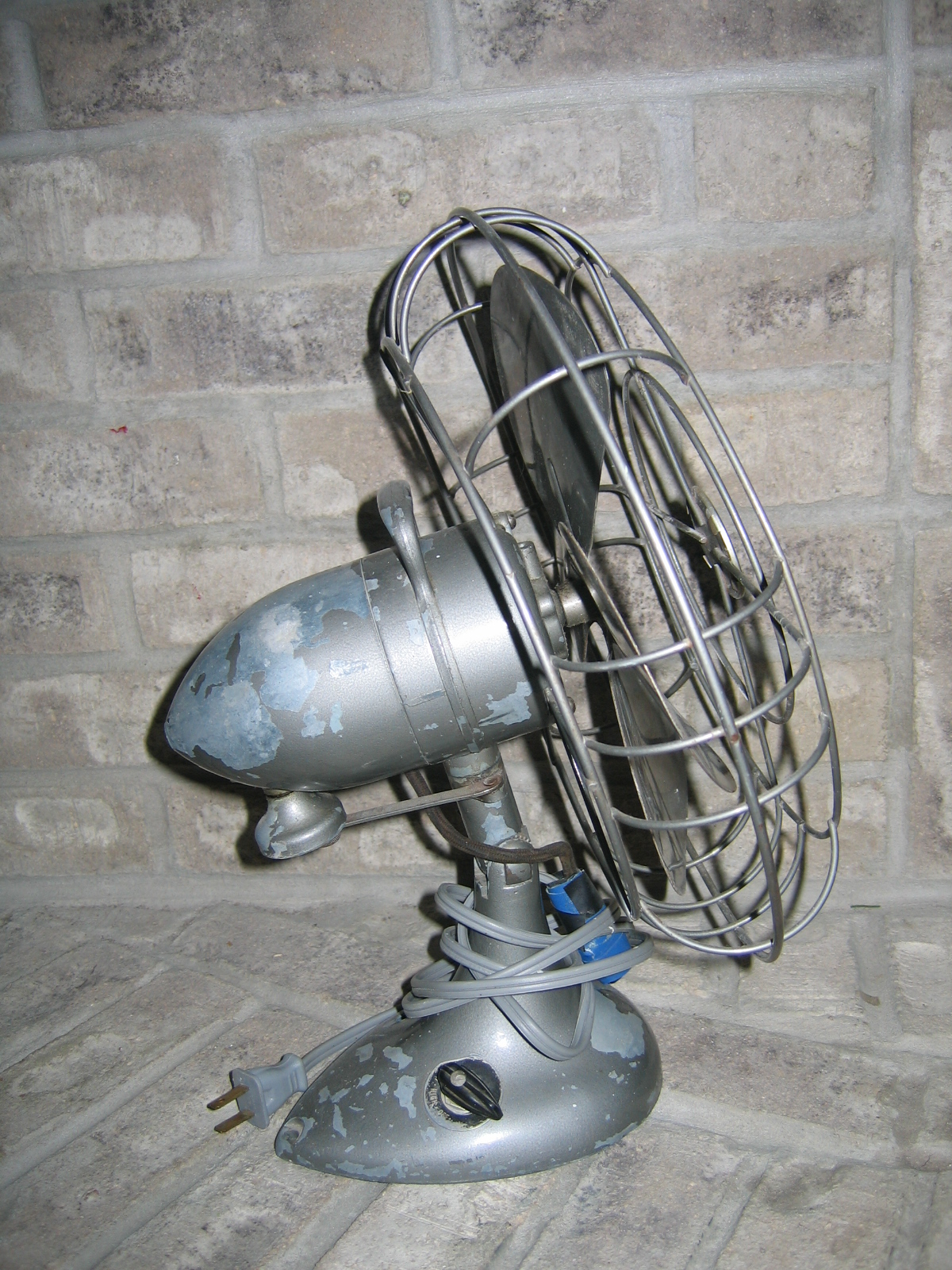 Vintage Kenmore Electric Rotating Fan For Sale Antiques