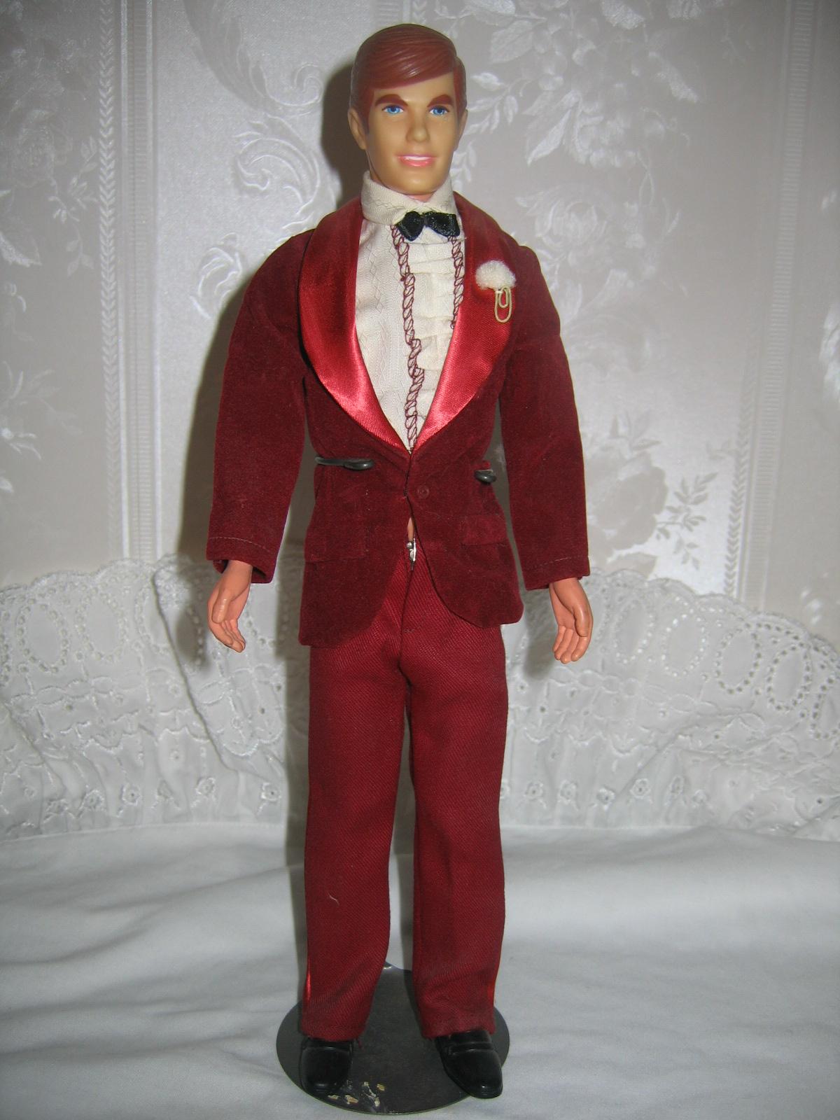 ken doll vintage