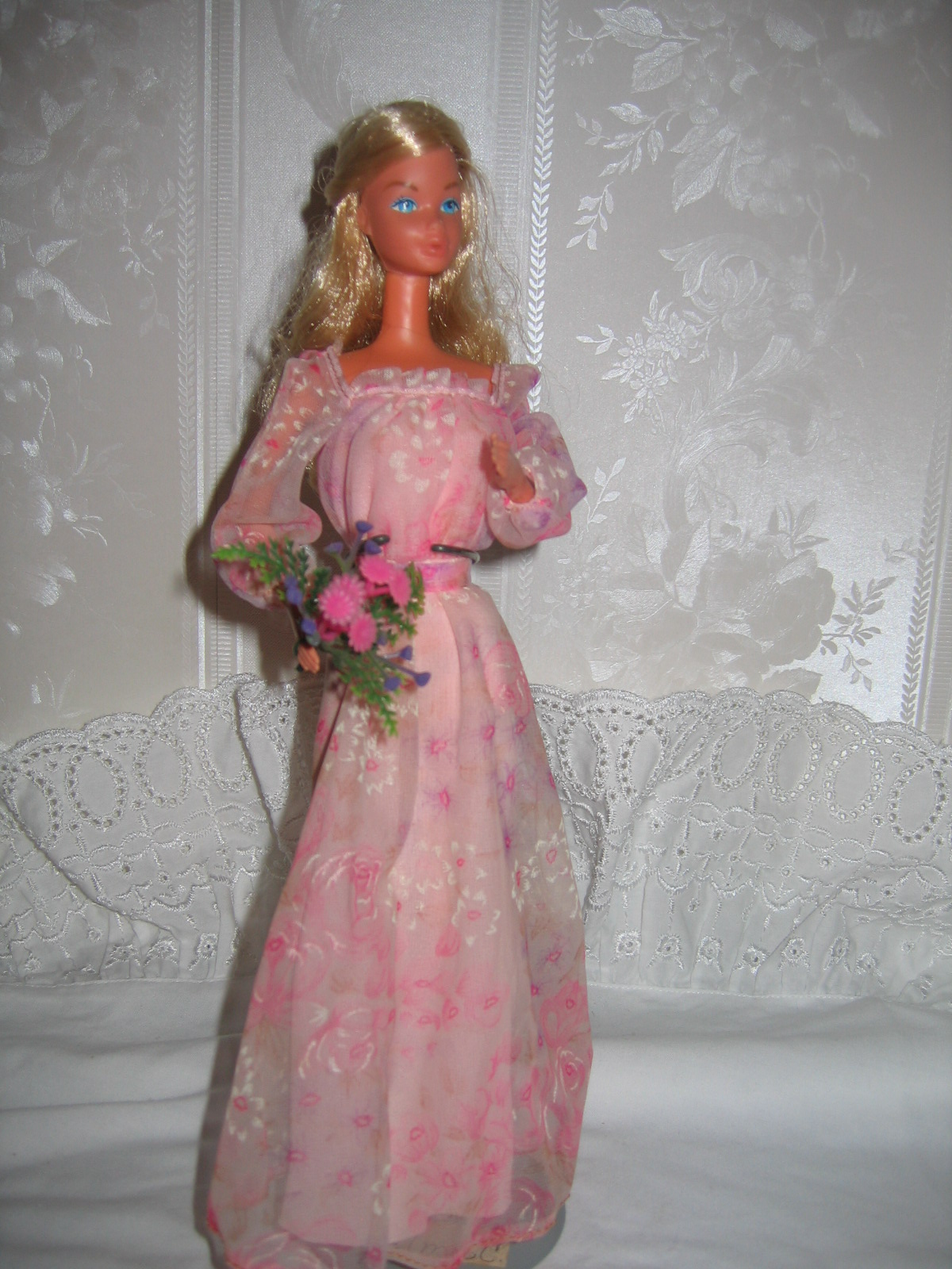 Barbie by doll mattel vintage