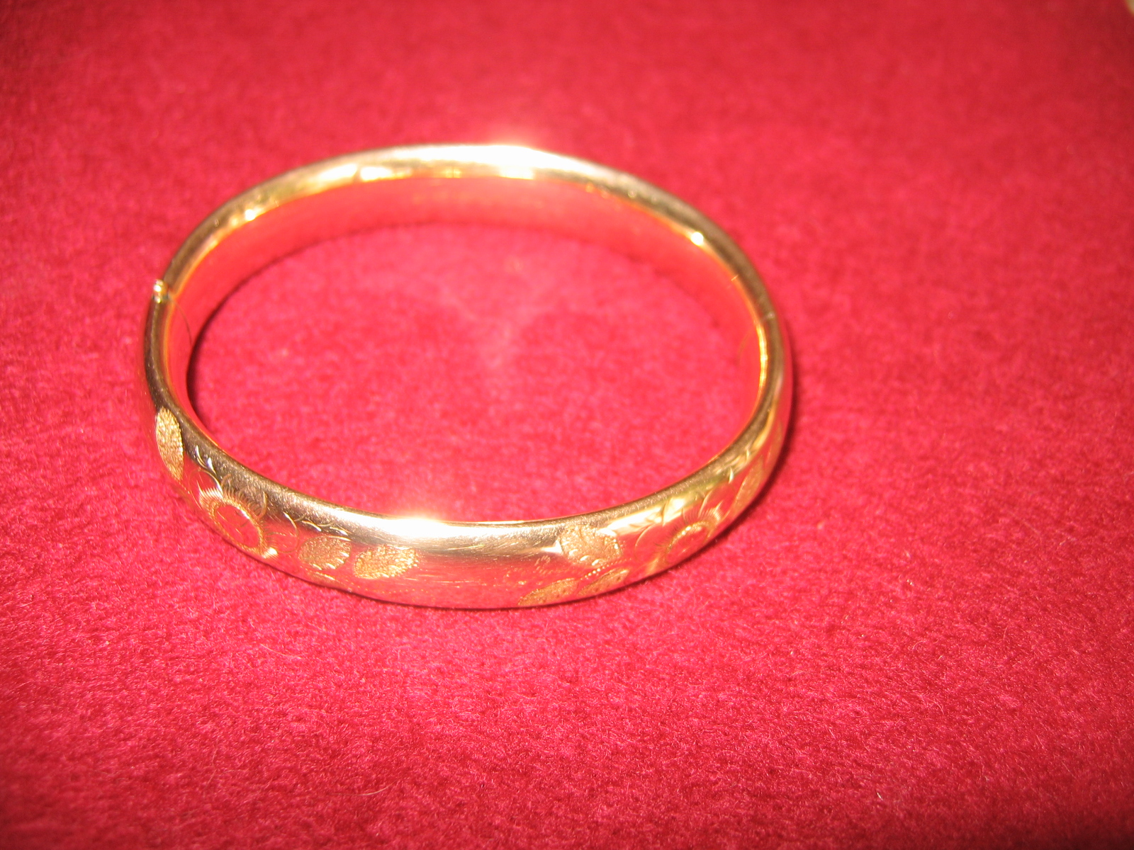 Antique Bates Amp Bacon Ladies Yellow Rolled Gold Plated