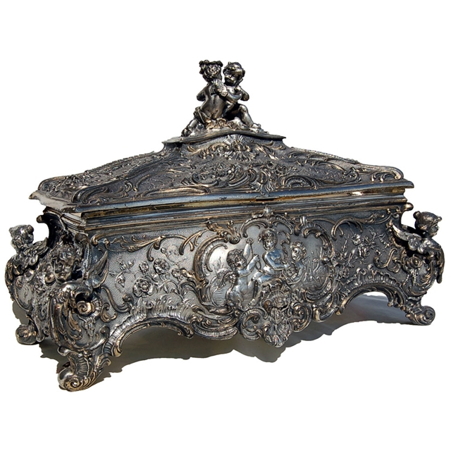 Enlarge Photo - Antiques.com ClassifiedsAntiques » Antique And Vintage Jewelry