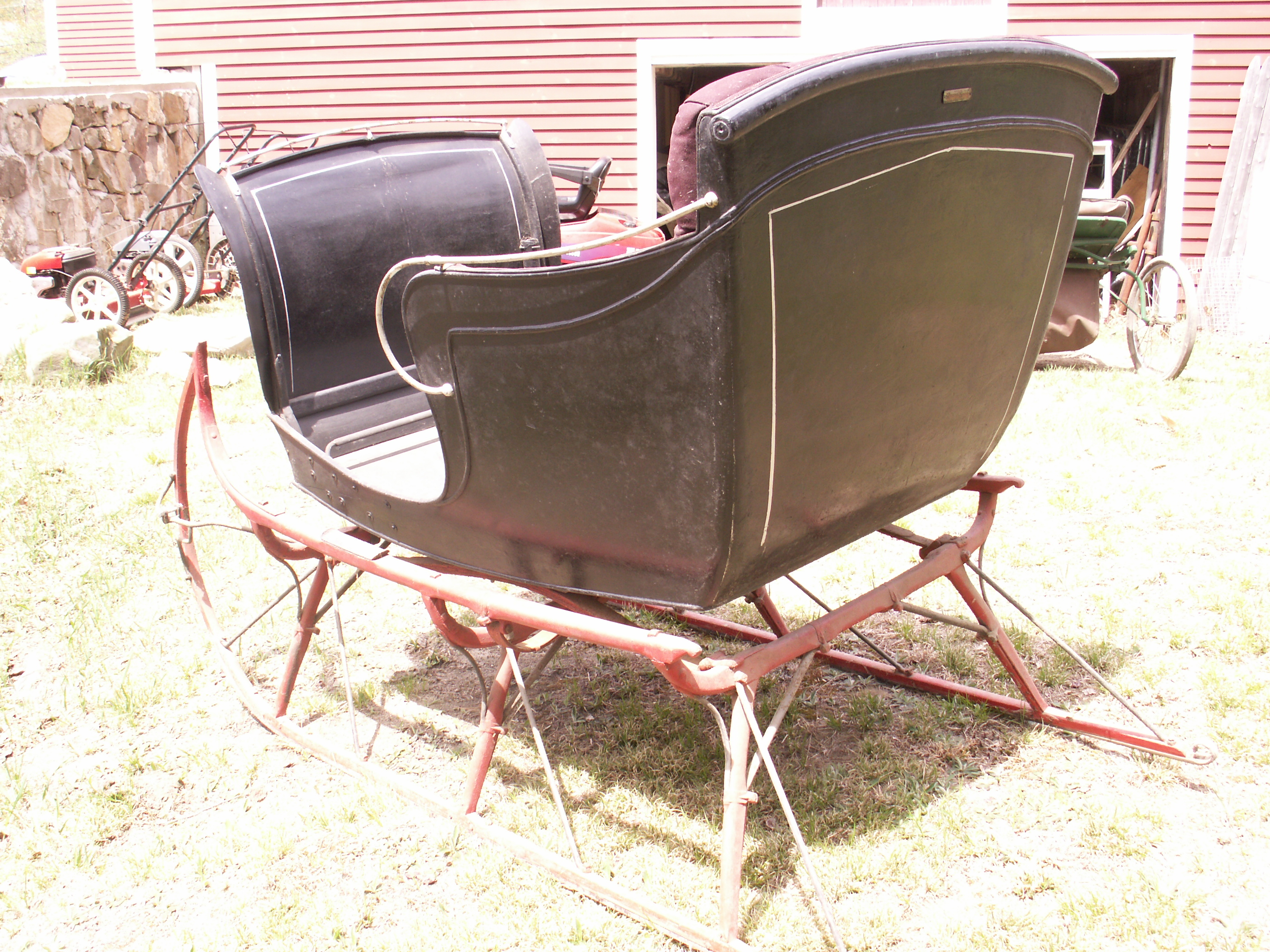 Antique Sleigh For Sale Antiques Com Classifieds