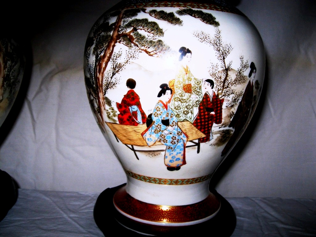Pair of japanese vases for sale antiques classifieds pair of japanese vases for sale reviewsmspy