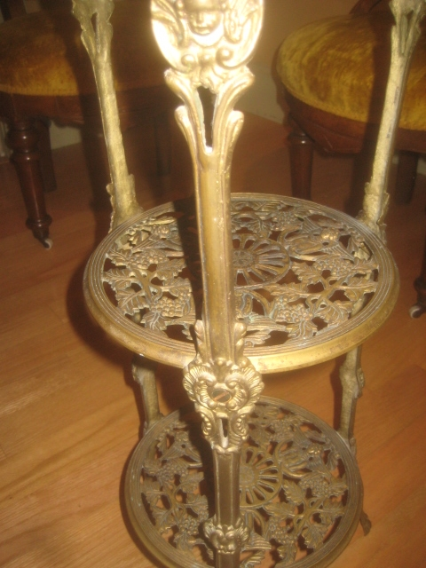 Victorian 3 Tier Plant Stand Exceptional Sold Sold Sold