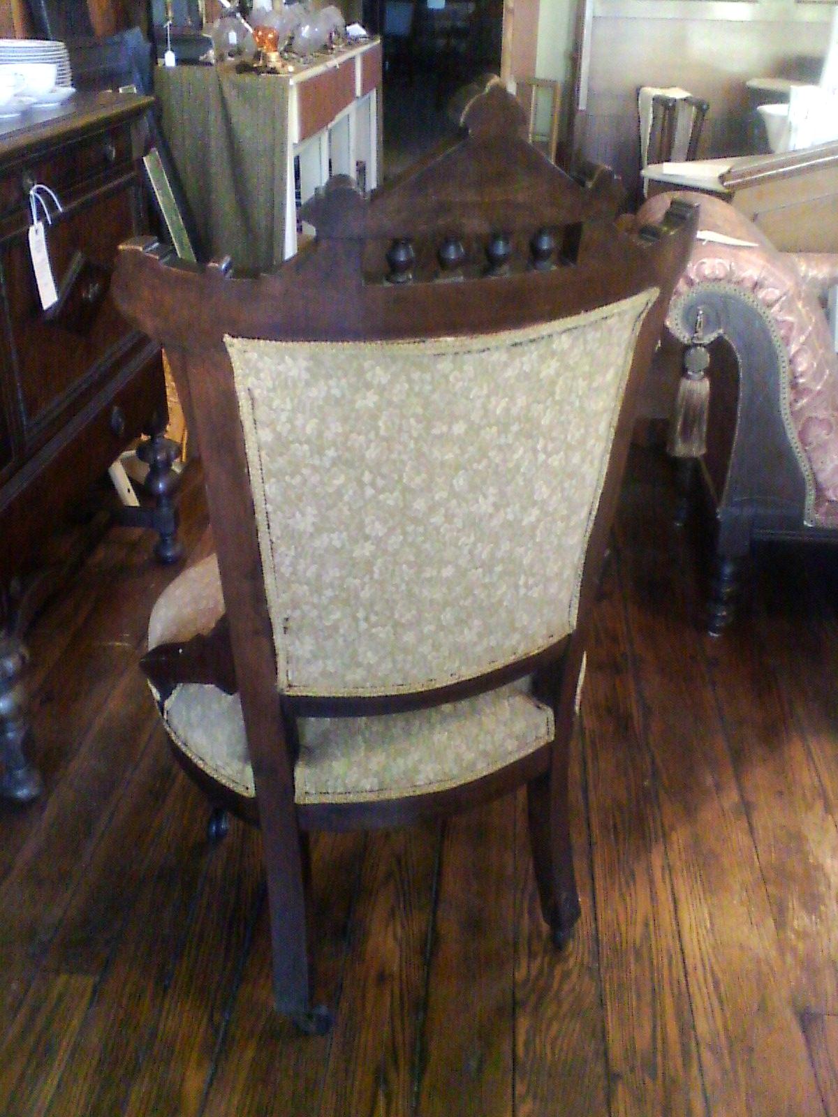 Victorian Renaissance Revival Parlor Chair For Sale Classifieds