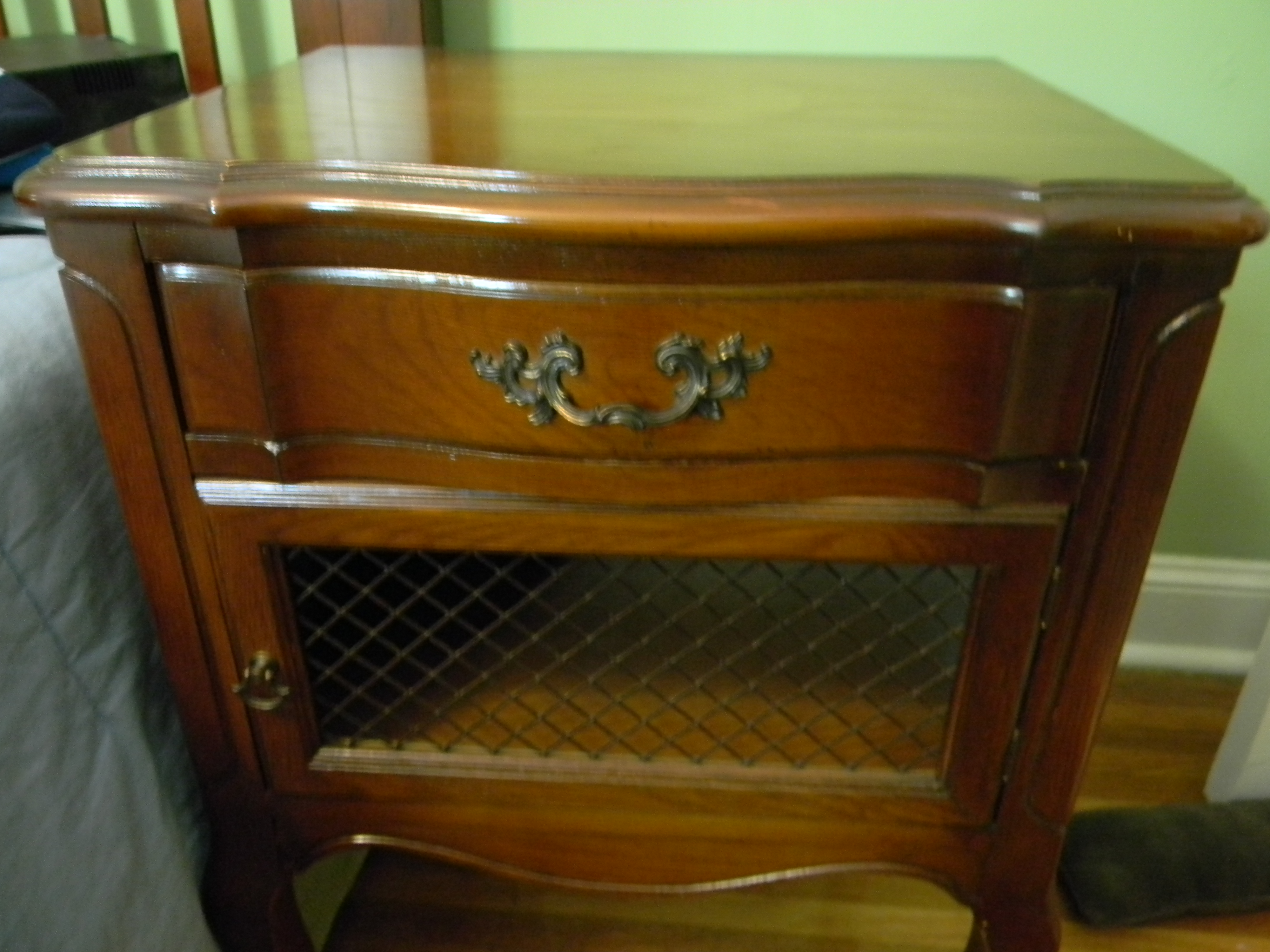 Bedroom set french prov atkins co 1900 for sale antiques com