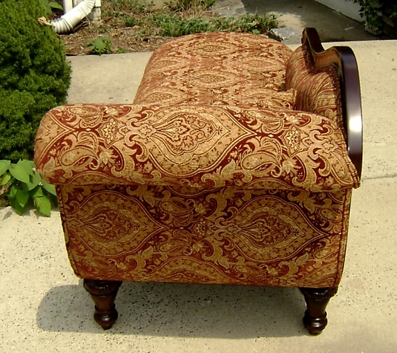 Classifieds antiques antique furniture for Antique chaise lounge prices