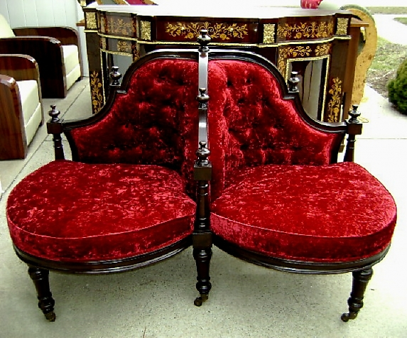 Victorian Sofa Reproduction Know Your Antique Styles
