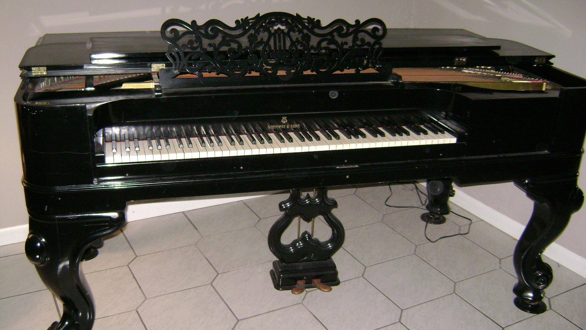 Antique Square Grand Piano Best 2000 Antique Decor Ideas