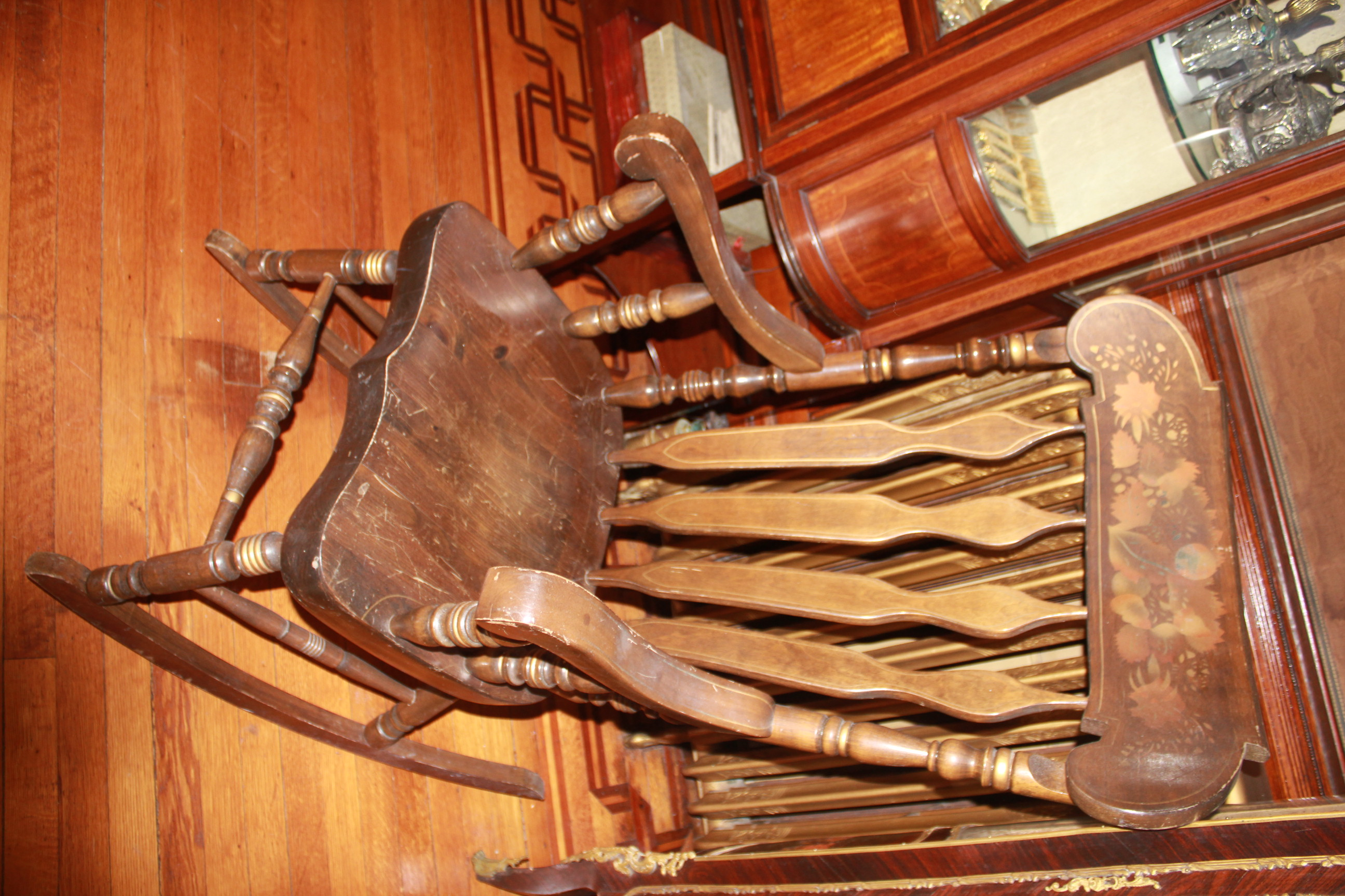 Antique Rocking Chair For Sale Antiques