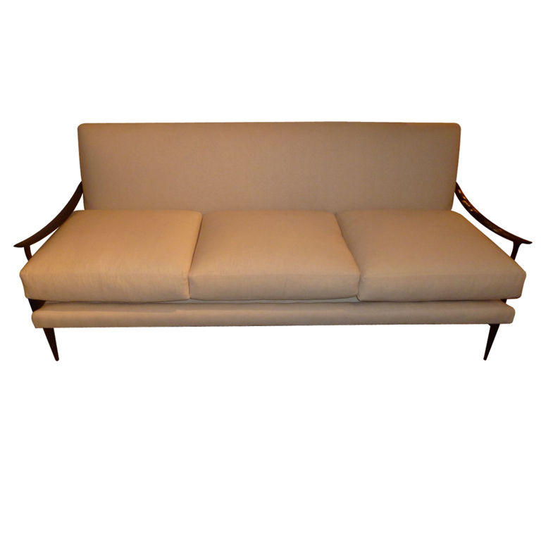 jorge zalszupin sofa for sale antiques