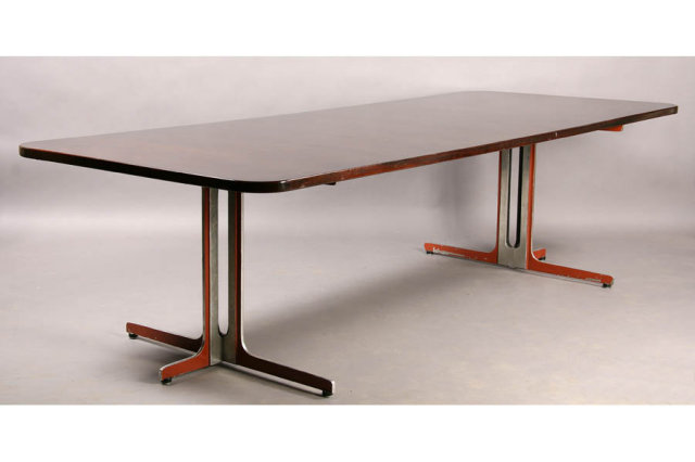 Antiquescom Classifieds Antiques Mid Century Modern Mid - Mid century conference table