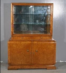 ... Antique China Cabinet With Glass Doors Door Ideas Themiracle Biz