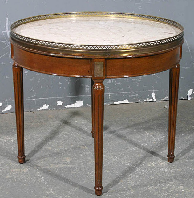 French Provincial Coffee Table For Sale: Antiques » Antique Furniture