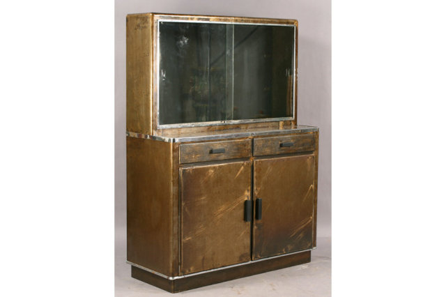 Equals Year Cooling Fan Stereo Cabinet Primitive Bath Room Cupboard