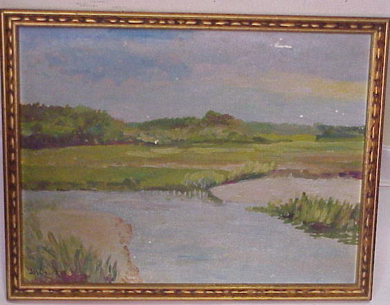 approx 12x16 marsh inlet