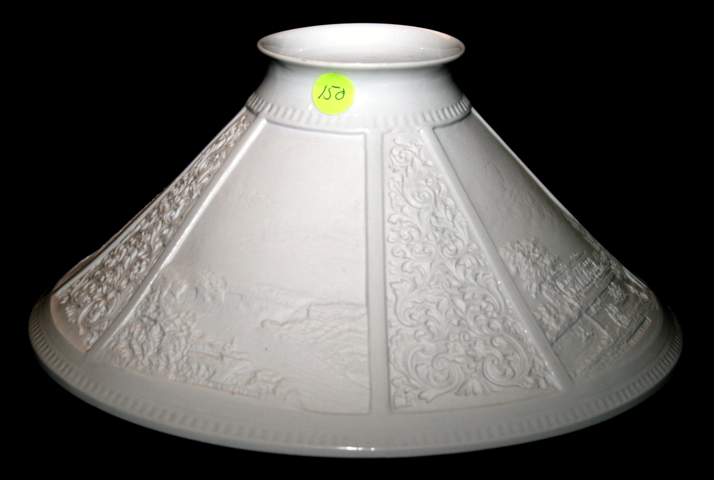lithophane student lamp SHADE, PPM, Niagara Falls, White House, Mt ...