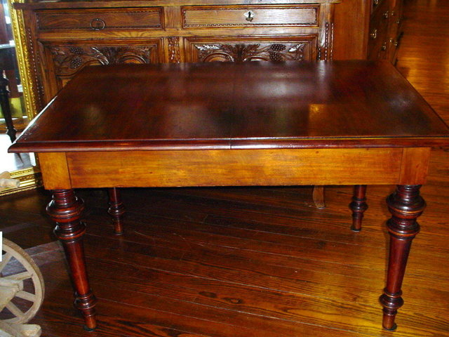 French louis philippe table circa 1850 for sale for Table ronde louis philippe