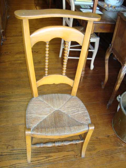 French Prayer Chair Circa 1850 For Sale Antiques Com