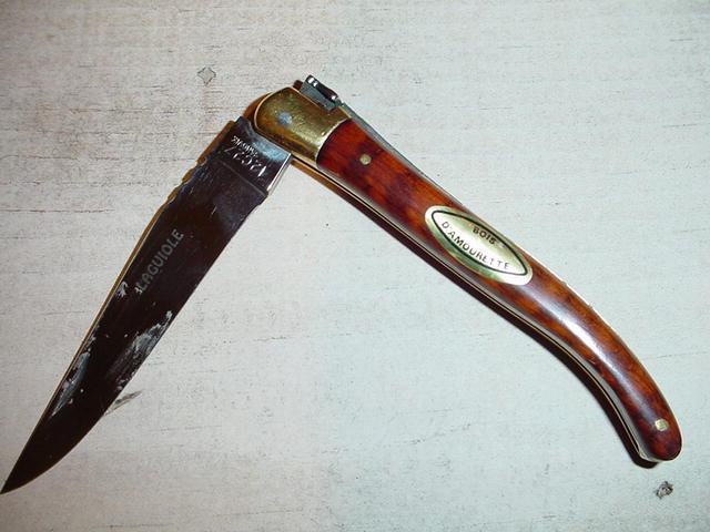 Laguiole pocket knife sale