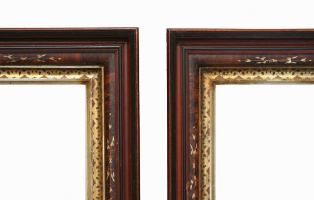 Pair Of Picture Frames For Sale | Antiques.com | Classifieds