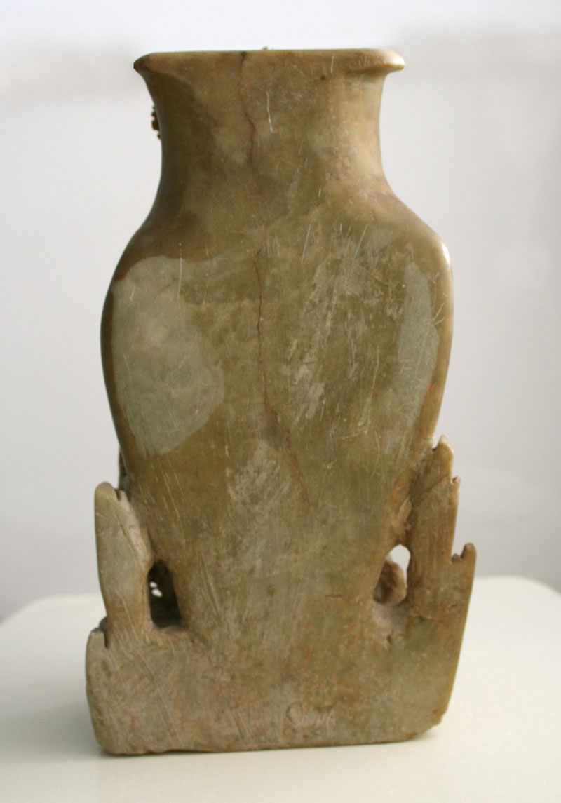 Soap stone vase for sale antiques classifieds