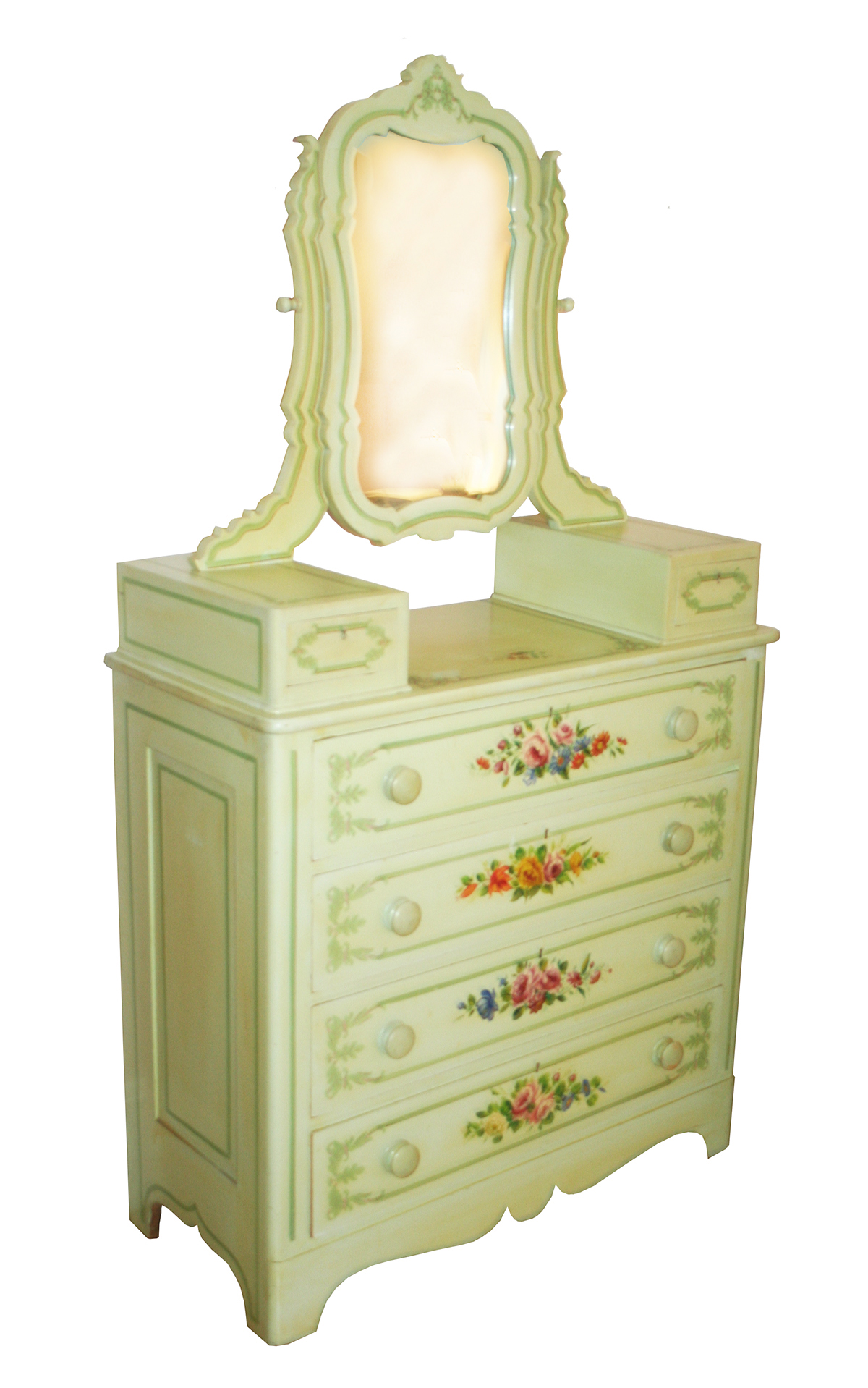 painted cottage bedroom set item 914500dd for sale classifieds. Black Bedroom Furniture Sets. Home Design Ideas