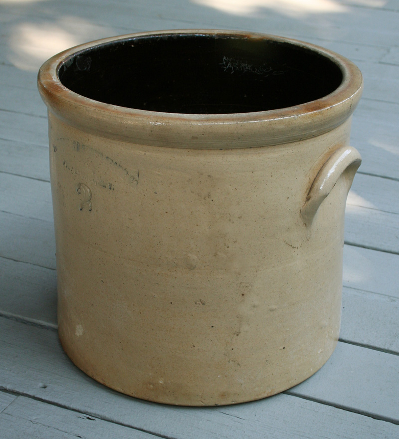 Stoneware Crock For Sale Antiques Com Classifieds