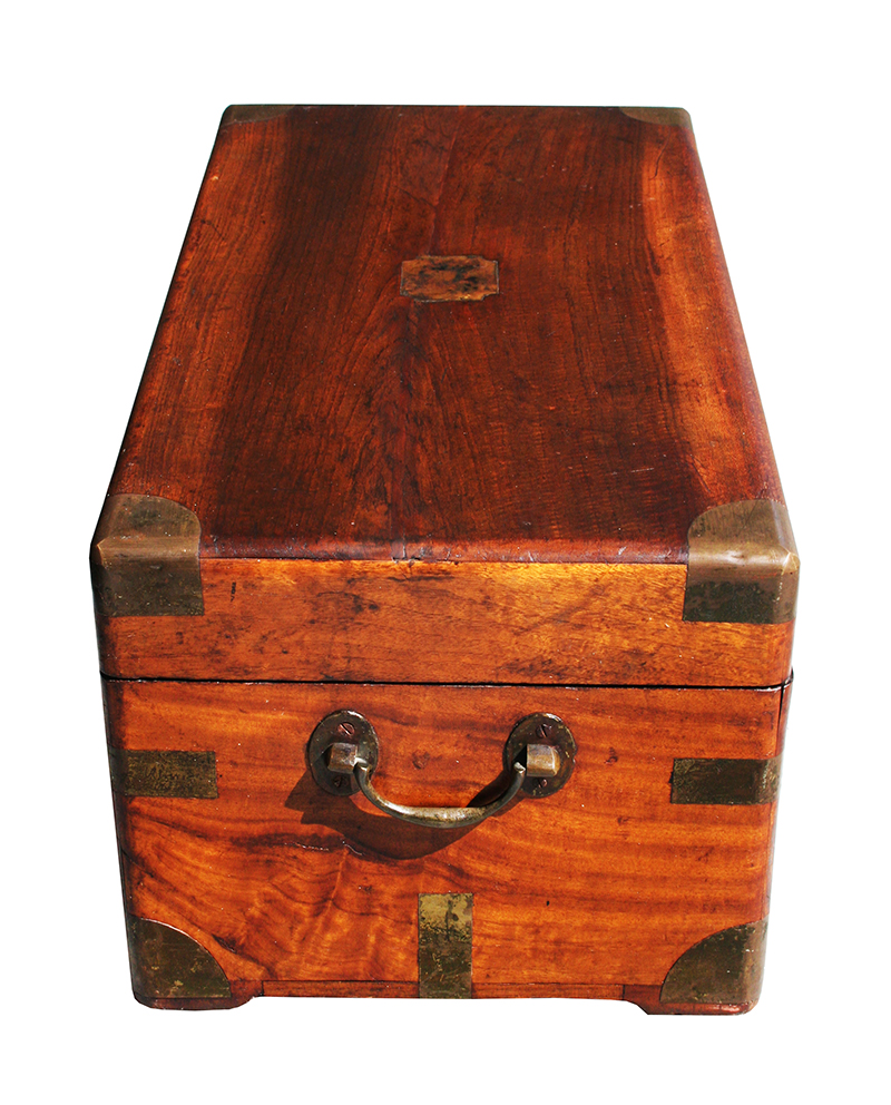 Camphor Wood Chest # 7152385TB For Sale