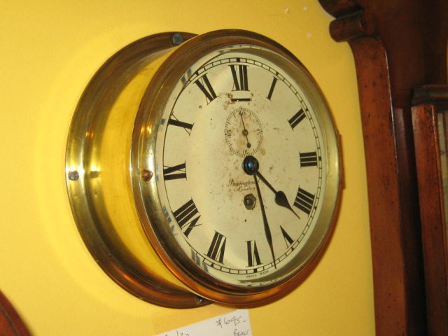 Antiques.com | Classifieds| Antiques » Antique Clocks » Antique Wall ...