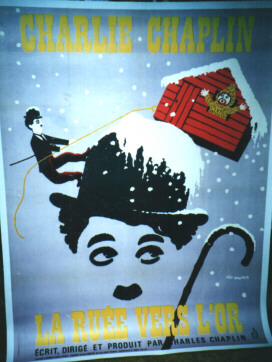 Charlie Chaplin Movie Poster For Sale | Antiques.com ...