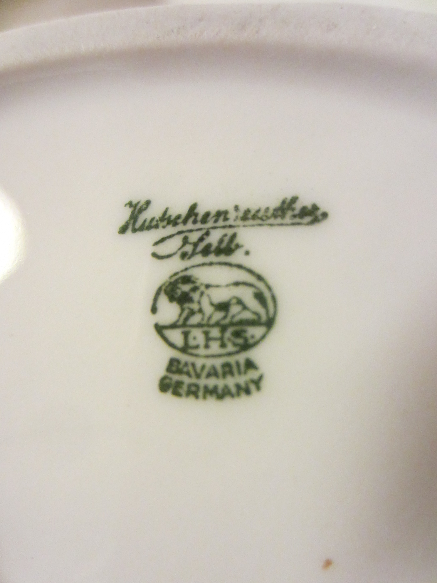 hutschenreuther selb bavaria germany porcelain dish for sale classifieds. Black Bedroom Furniture Sets. Home Design Ideas