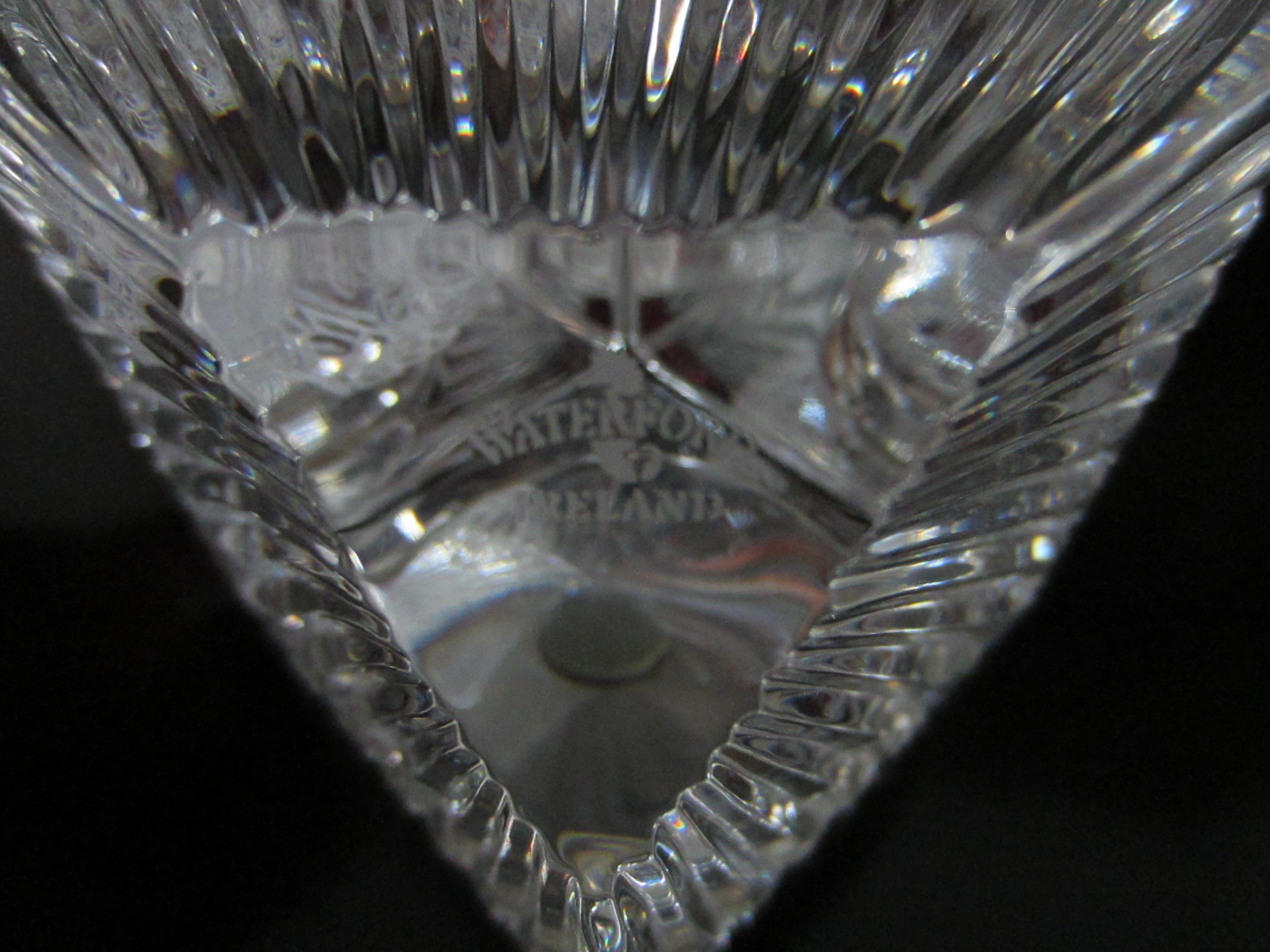 Is All Waterford Crystal Marked