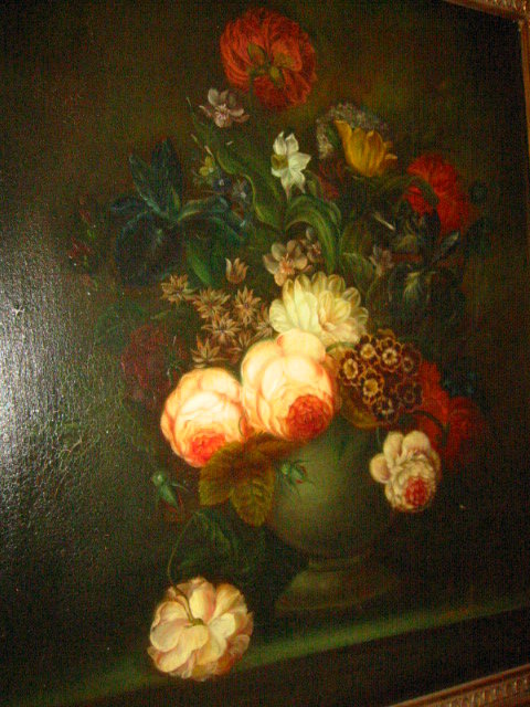 on canvas vintage oil painting gallery