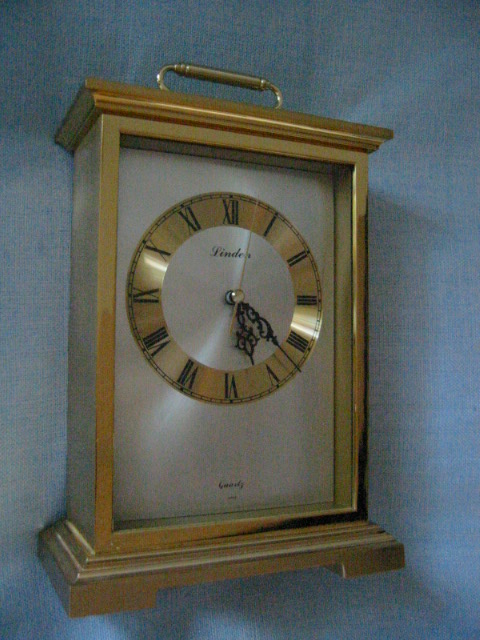 Japan Linden Brass Carriage Clock For Sale Antiques Com