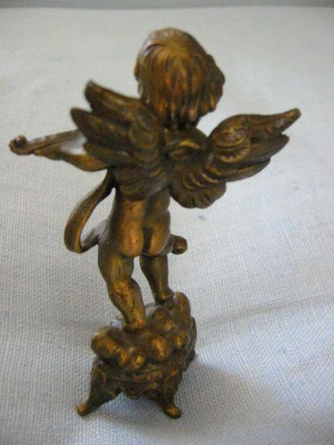 Bronze Angel Miniature Figurine For Sale Classifieds