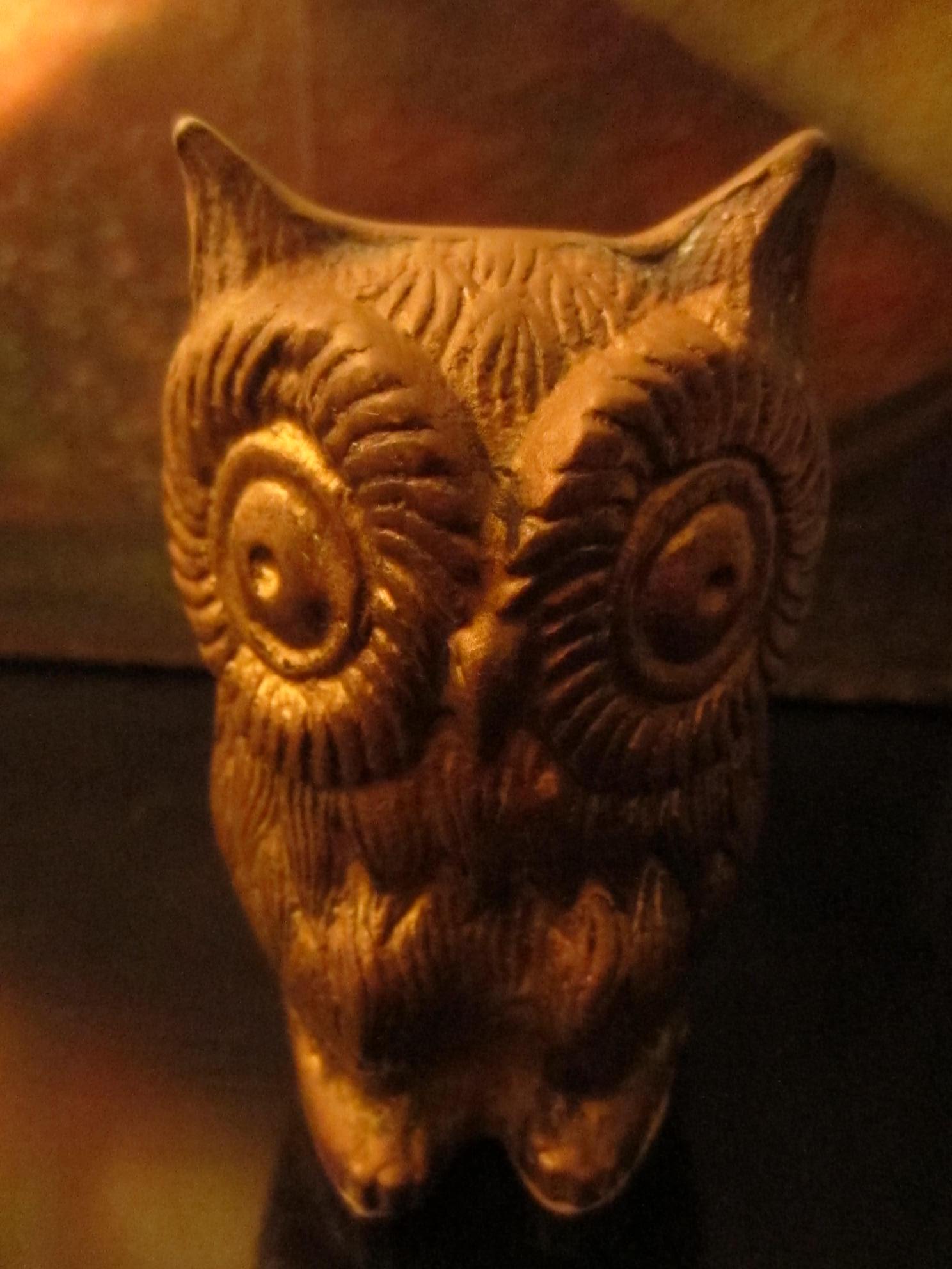 Metal Owl Door Stopper For Sale Classifieds
