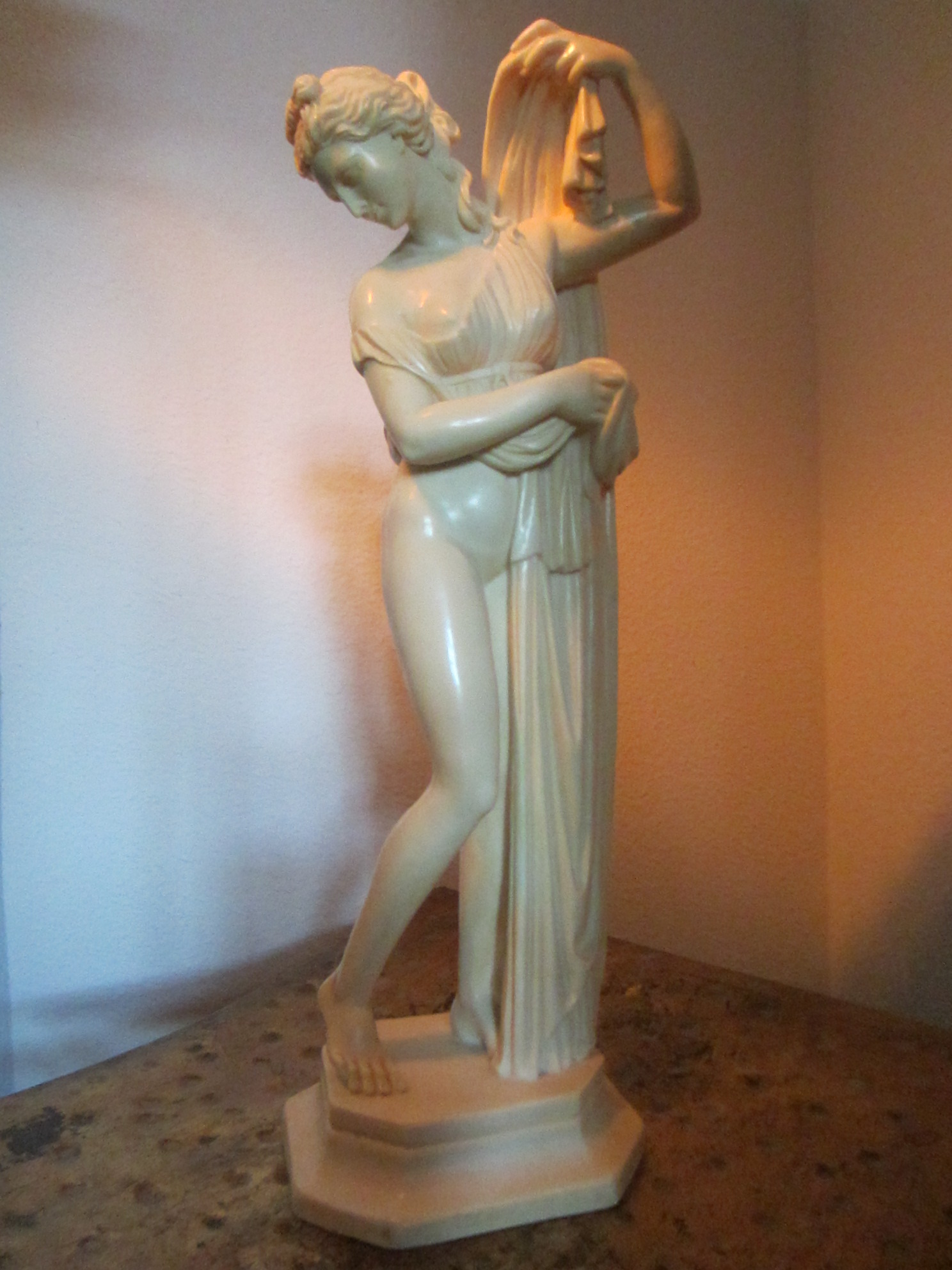 Classic Figure Sculptor A Santini Made In Italy For Sale Classifieds