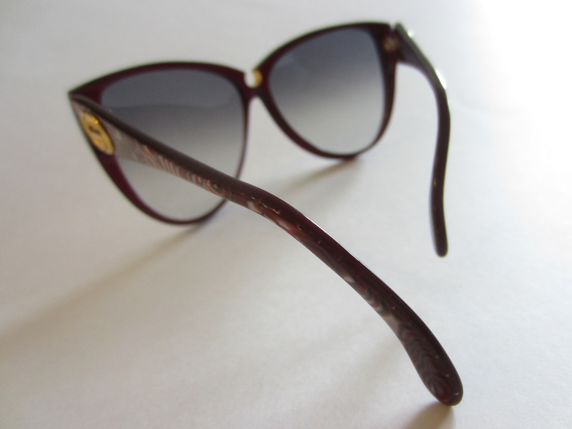 a61b8084058fd Gucci cat eye sunglasses mother of pearl