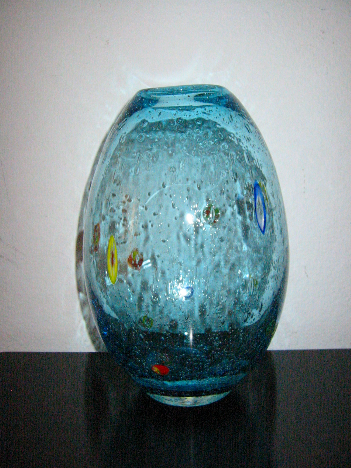 Margies garden hand blown glass vase for sale antiques margies garden hand blown glass vase for sale reviewsmspy