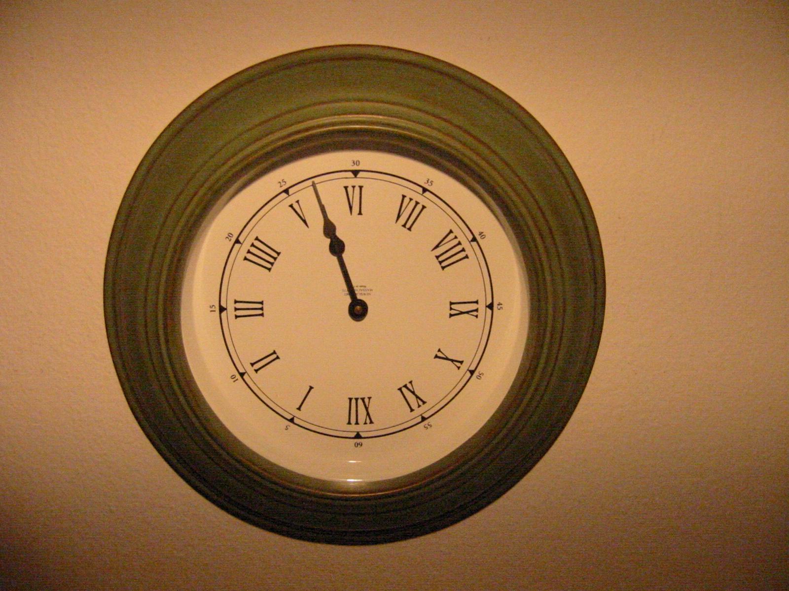 newburyport massachusetts composition wall clock for sale