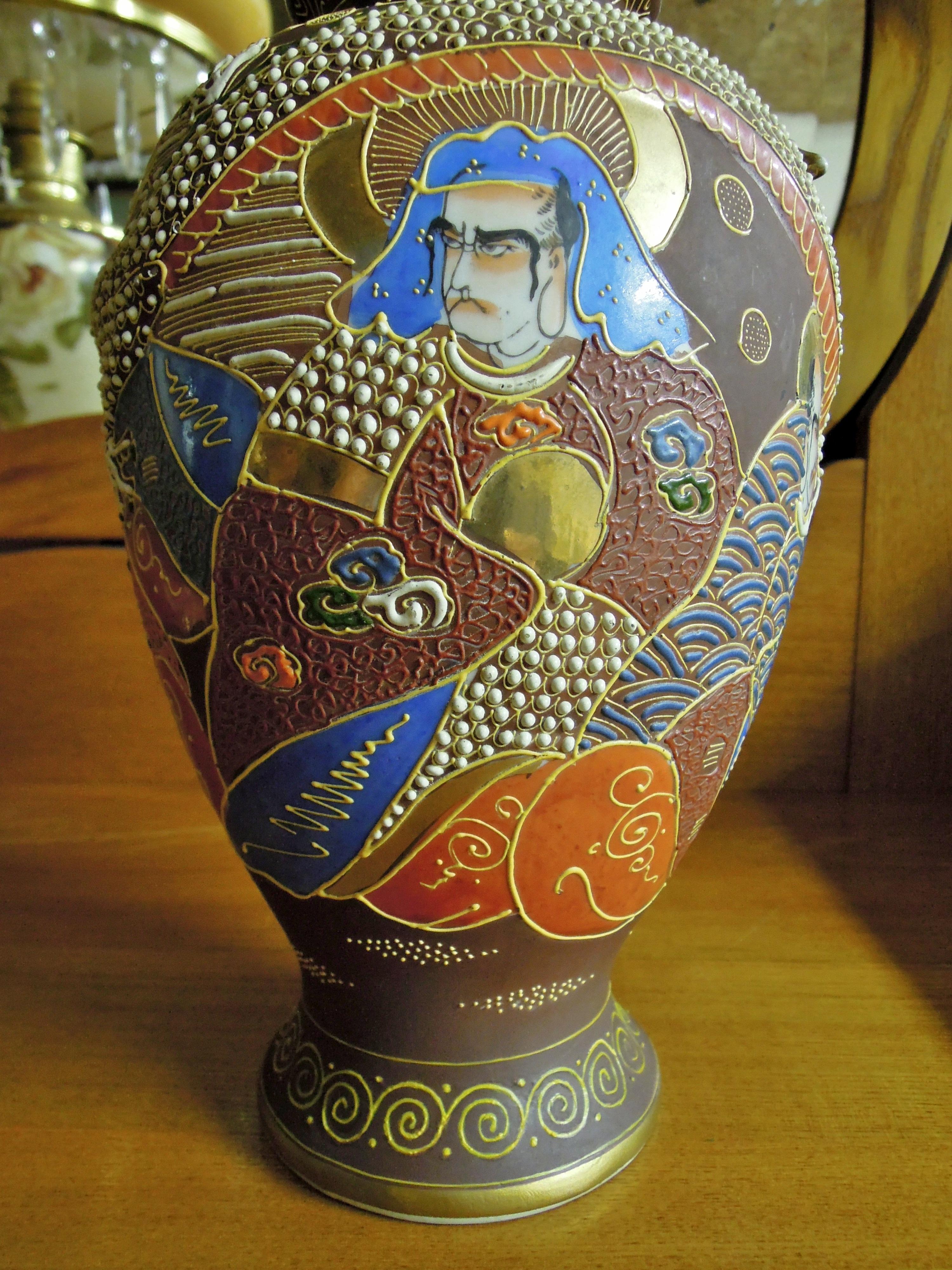 Satsuma vase markings images japanese satsuma vase markings reviewsmspy