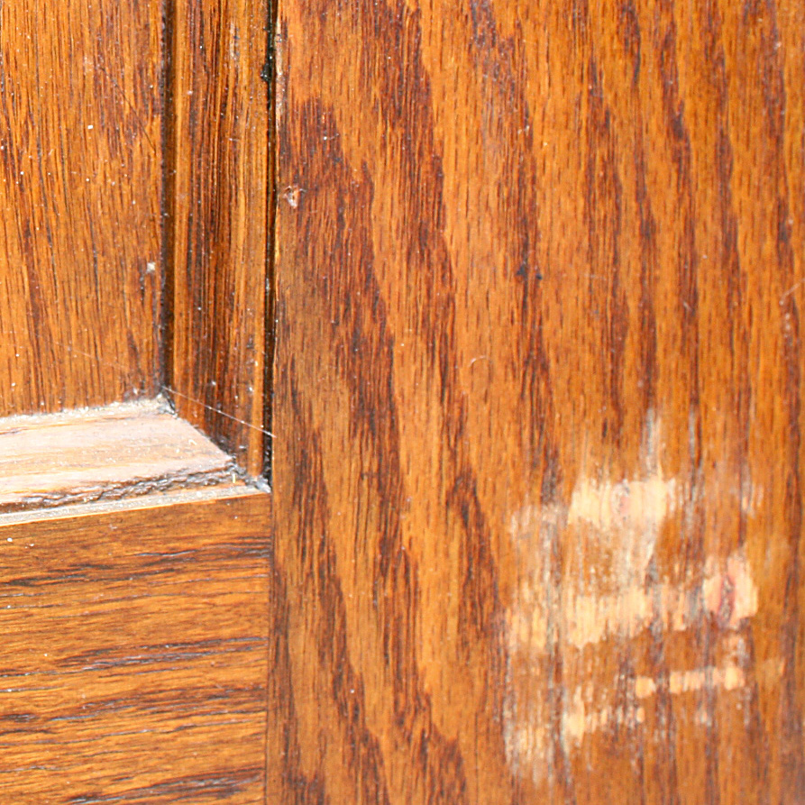 antique two panel solid wood 18 oak doors nid23 for