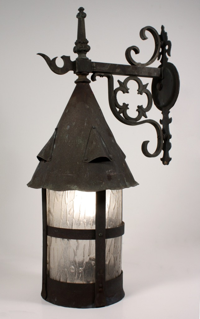 Cottage Style Lighting Fixtures - 1930s Exterior Cottage Style Light Fixture At 1stdibs ...