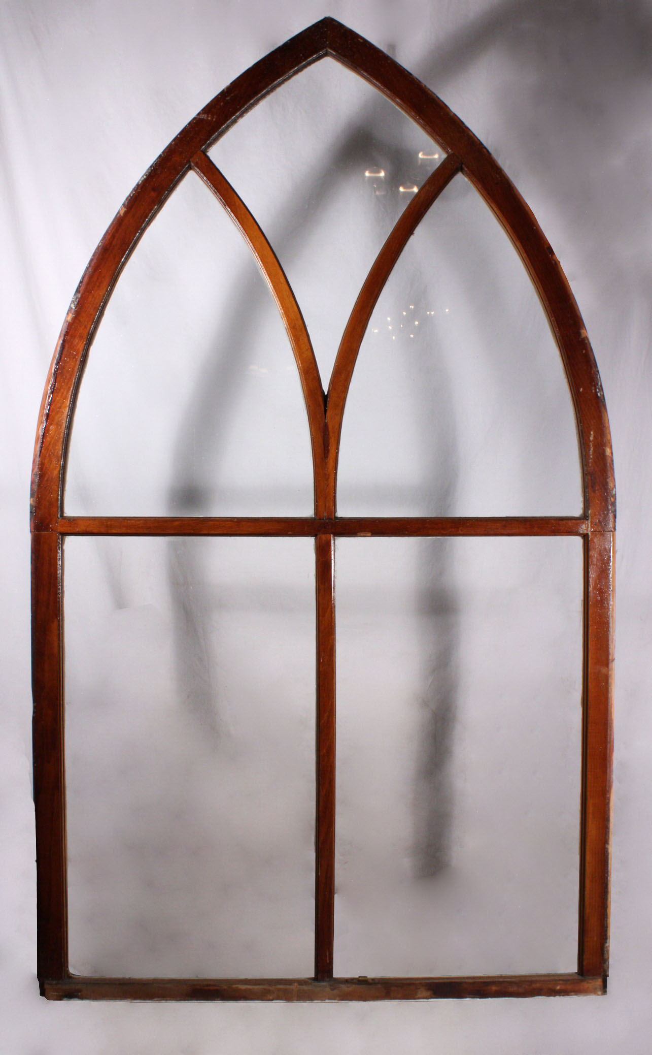 wonderful antique gothic arched window early 1900s nw6 for sale - Window Frames For Sale
