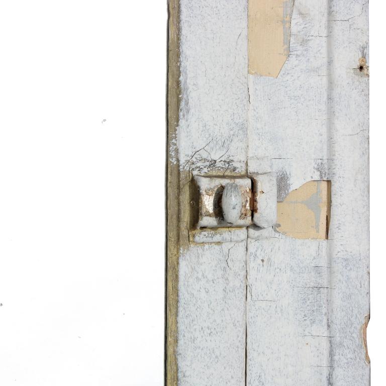 Salvaged Antique Bathroom Medicine Cabinet With Mirror