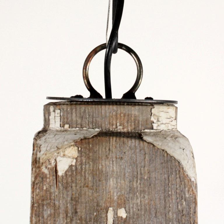 Porch Light Appraisal: Distinctive Custom Eight-Light Chandelier Made From