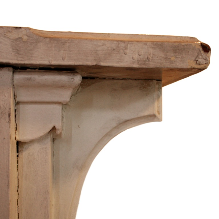 charming antique fireplace mantels salvaged from a house in nashville tn dating from each mantel shelf is supported by ribbed corbels - Antique Fireplace Mantels
