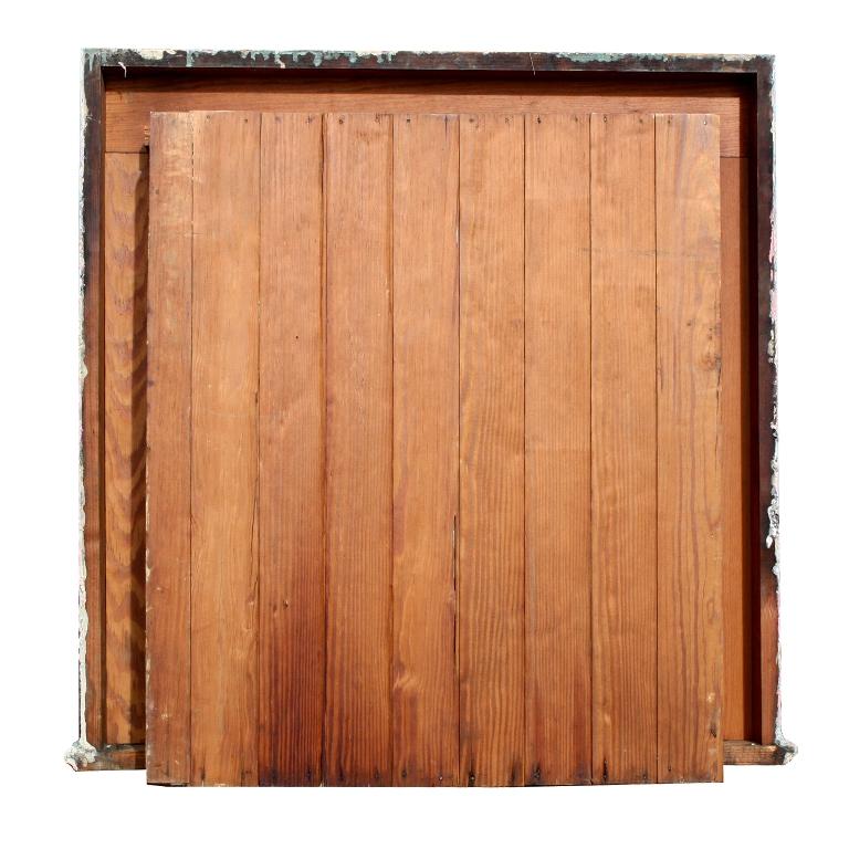 Salvaged Kitchen Cabinets For Sale: Salvaged Bathroom Medicine Cabinet With Beveled Mirror