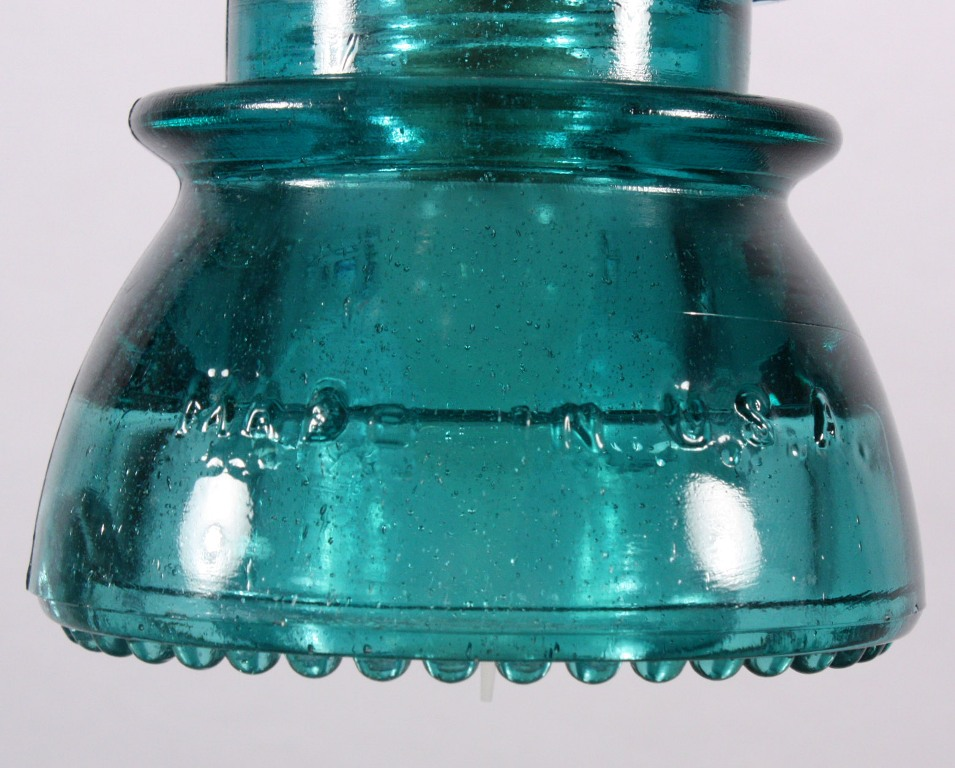 dating glass insulators Dating pyrex glass  the exact year when actual insulator production ended at the covington site is still undetermined, but it was likely sometime in the period.